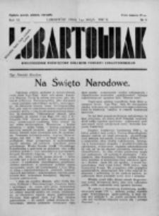 Lubartowiak : miesięcznik poświęcony wychowaniu młodzieży starszej. R. 6, nr 9 (1937)
