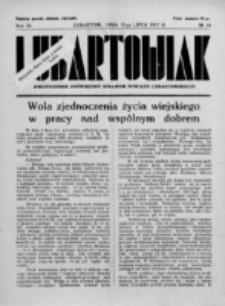 Lubartowiak : miesięcznik poświęcony wychowaniu młodzieży starszej. R. 6, nr 14 (1937)