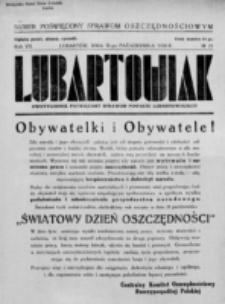 Lubartowiak : miesięcznik poświęcony wychowaniu młodzieży starszej. R. 7, nr 21 (1938)