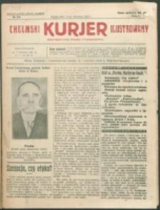 Chełmski Kurjer Ilustrowany : bezpartyjne pismo tygodniowe. R. 1, nr 24 (1925)