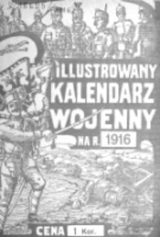 Ilustrowany Kalendarz Wojenny na Rok 1916