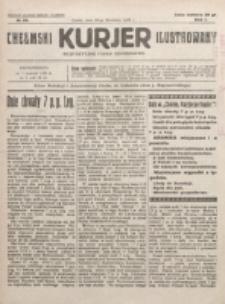 Chełmski Kurjer Ilustrowany : bezpartyjne pismo tygodniowe. R. 1, nr 29 (1925)
