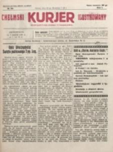 Chełmski Kurjer Ilustrowany : bezpartyjne pismo tygodniowe. R. 1, nr 30 (1925)