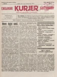 Chełmski Kurjer Ilustrowany : bezpartyjne pismo tygodniowe. R. 1, nr 32 (1925)