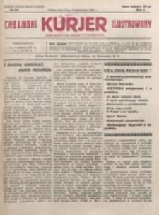 Chełmski Kurjer Ilustrowany : bezpartyjne pismo tygodniowe. R. 1, nr 34 (1925)