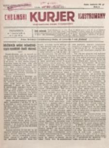 Chełmski Kurjer Ilustrowany : bezpartyjne pismo tygodniowe. R. 1, nr 37 (1925)