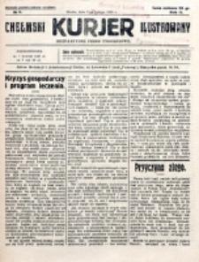 Chełmski Kurjer Ilustrowany : bezpartyjne pismo tygodniowe. R. 2, nr 5 (1926)