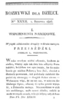 Rozrywki dla Dzieci. R. 5, T. 6, nr 32 (1826)