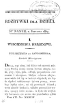 Rozrywki dla Dziec. R. 4, T. 7, nr 37 (1827)