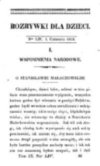Rozrywki dla Dzieci. R. 5, T. 9, nr 54 (1828)