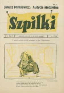 Szpilki. R. 4, nr 2 (1938)