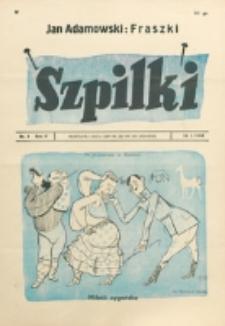 Szpilki. R. 4, nr 3 (1938)