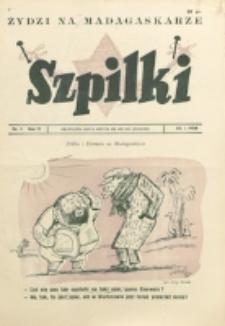 Szpilki. R. 4, nr 5 (1938)