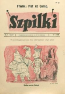 Szpilki. R. 4, nr 7 (1938)