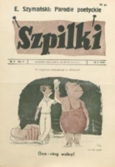 Szpilki. R. 4, nr 8 (1938)