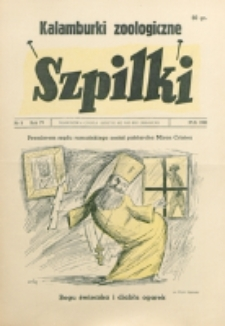 Szpilki. R. 4, nr 9 (1938)