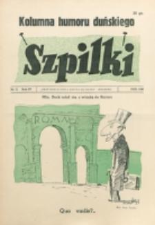 Szpilki. R. 4, nr 11 (1938)