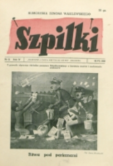 Szpilki. R. 4, nr 31 (1938)