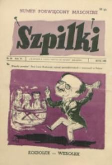 Szpilki. R. 4, nr 32 (1938)