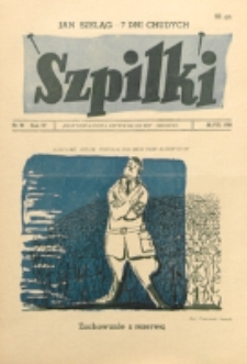 Szpilki. R. 4, nr 36 (1938)