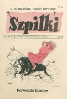 Szpilki. R. 4, nr 39 (1938)