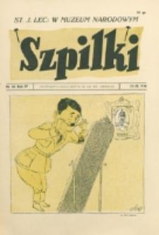 Szpilki. R. 4, nr 40 (1938)