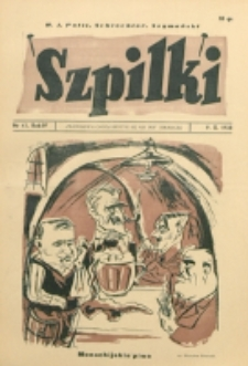 Szpilki. R. 4, nr 42 (1938)