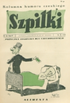 Szpilki. R. 4, nr 43 (1938)