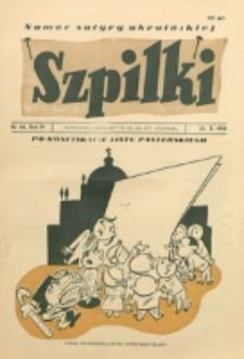 Szpilki. R. 4, nr 44 (1938)