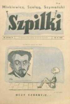 Szpilki. R. 4, nr 48 (1938)