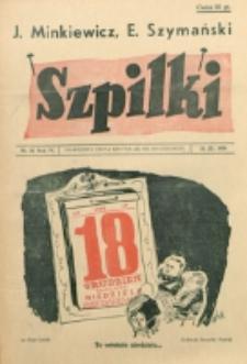 Szpilki. R. 4, nr 52 (1938)