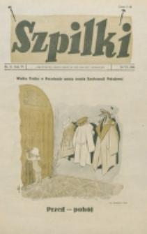 Szpilki. R. 6, nr 21 (1945)