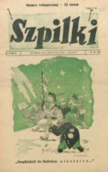 Szpilki. R. 6, nr 43 (1945)