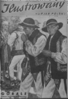 Ilustrowany Kurjer Polski. R.4, nr 48 (28 listopada 1943)