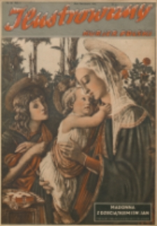 Ilustrowany Kurjer Polski. R.4, nr 52 (Boże Narodzenie 1943)