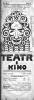 Teatr i Kino. R. 4, nr 35 (od 1 września do 7 września 1924)