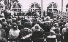Jan Paweł II w Lublinie; 9 czerwca 1987 : zespół fotografii/ 6