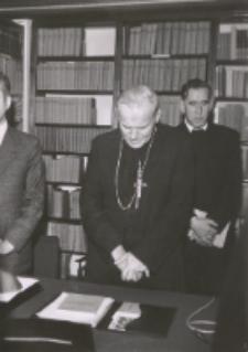 Ks. kardynał Karol Wojtyła w BU KUL, 4