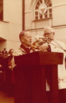 Jan Pawel II na KUL-u, 9 czerwca 1987 : zespół fotografii, 9