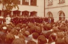 Jan Pawel II na KUL-u, 9 czerwca 1987 : zespół fotografii, 12