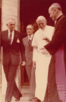 Jan Pawel II na KUL-u, 9 czerwca 1987 : zespół fotografii, 7