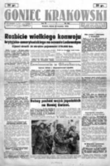 Goniec Krakowski. R. 4, nr 221 (1942)