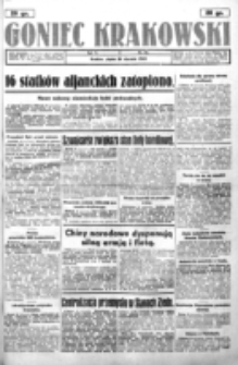 Goniec Krakowski. R. 5, nr 23 (1943)