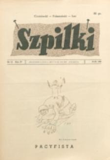 Szpilki. R. 4, nr 13 (1938)