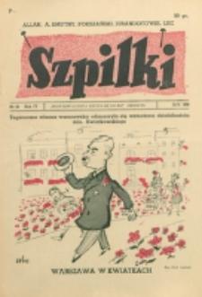 Szpilki. R. 4, nr 20 (1938)