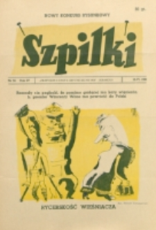 Szpilki. R. 4, nr 24 (1938)