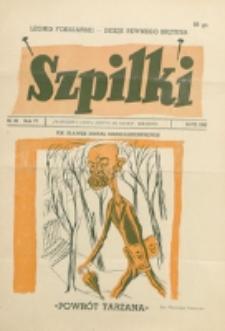 Szpilki. R. 4, nr 28 (1938)
