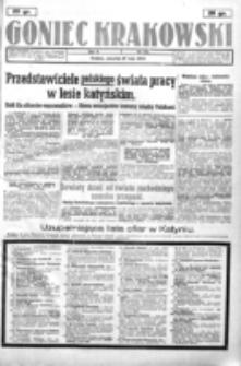 Goniec Krakowski. R. 5, nr 122 (1943)