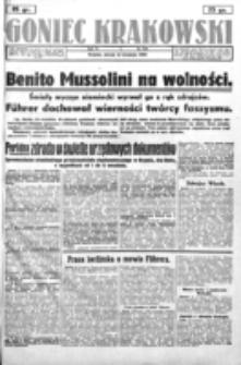 Goniec Krakowski. R. 5, nr 214 (1943)