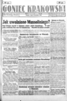 Goniec Krakowski. R. 5, nr 215 (1943)